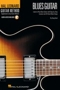 Blues Guitar (Smaller Size) (Bk/Cd)