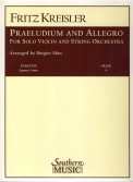Praeludium and Allegro (Vn/String Orch)