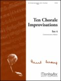 Ten Chorale Improvisations Set 4