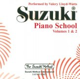 Suzuki Piano School 1 & 2 CD Lloyd-Watts