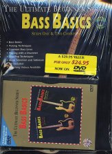Ultimate Beginner Mega Pak: Bass Basics