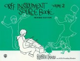 Orff Instrument Source Book Vol 2