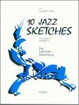 10 Jazz Sketches, Volume 2