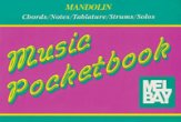 Music Pocketbook For Mandolin