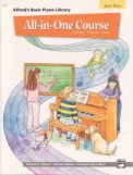 All-In-One Course Bk 3