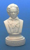 Statuette: Beethoven (4.5')