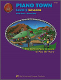 Piano Town Lessons Lev 3
