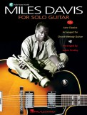 Miles Davis For Solo Guitar (Bk/Cd)