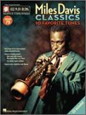 Jazz Play Along V079 Miles Davis Classic