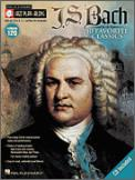 Jazz Play Along V120 J S Bach (Bk/Cd)
