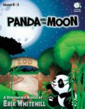 Panda and The Moon (Bk/Cd)