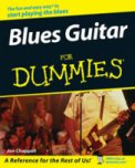 Blues Guitar For Dummies (Bk/Cd)