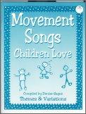 Movement Songs Children Love (Bk/Cd)