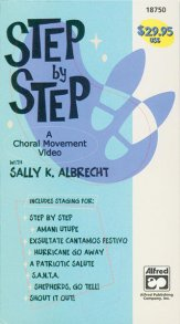 STEP BY STEP A CHORAL MOVEMENT VIDEO