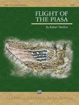 Flight of the Piasa: 1st B-flat Clarinet