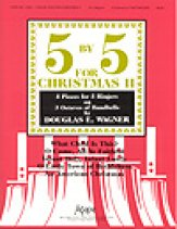 Five By Five For Christmas II