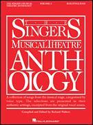 SINGER'S MUSICAL THEATRE ANTH BAR/BASS 4