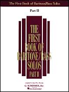 First Book of Baritone/Bass Solos Ii, Th