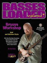 Basses Loaded Vol 4 (Bk/Cd)