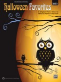 Halloween Favorites Bk 1