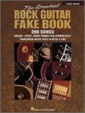 Rock Guitar Fake Book