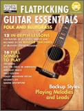 Flatpicking Guitar Essentials Bk/CD