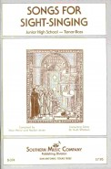 Songs For Sight Singing Jr Hs TB