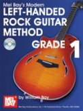 Left Handed Rock Guitar Method Grade 1