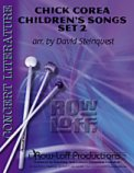 Chick Corea Children's Songs Set 2