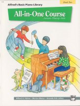 All-In-One Course Bk 2