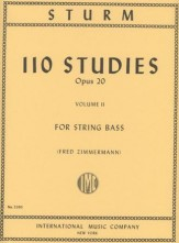 110 Studies Op 20 Vol 2