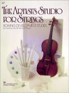 Artist's Studio For Strings Bowing Devel
