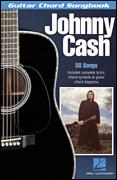 Johnny Cash Guitar Chord Songbook
