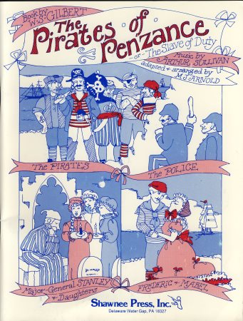 The Pirates Of Penzance (5-Pack)