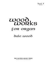 WOOD WORKS FOR ORGAN BK 4