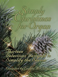 Simply Christmas for Organ