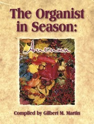 The Organist In Season Autumn