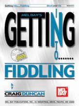 Getting Into Fiddling (Bk/Cd)