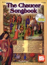 The Chaucer Songbook (Bk/Cd)