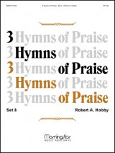 3 HYMNS OF PRAISE SET 8