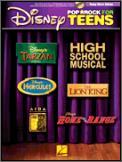 Disney Pop Rock For Teens Mens (Bk/Cd)