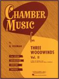 Chamber Music For Three Woodwinds Vol 2