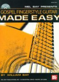 Gospel Fingerstyle Guitar Made Easy (Bk /