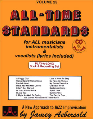All-Time Standards Vol 25