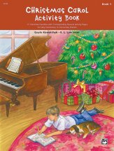 Christmas Carol Activity Book Bk 1