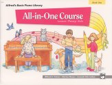 All-In-One Course Bk 1