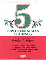 Five Easy Christmas Settings