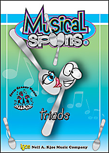 Musical Spoons Triads