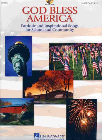 GOD BLESS AMERICA-PATRIOTIC & INSPIRATIO