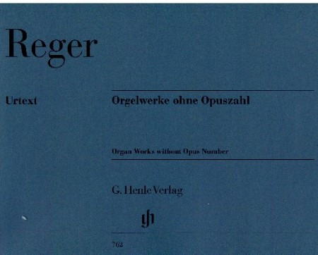 Organ Works Without Opus Number